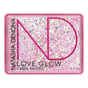 💕Natasha Denona Love Glow Cheek Palette L.E.💕